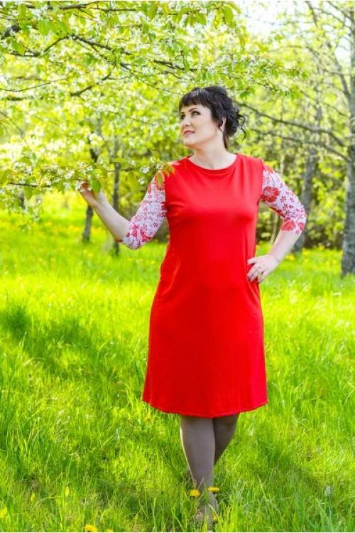 Suknelė_raudona_vasara2
