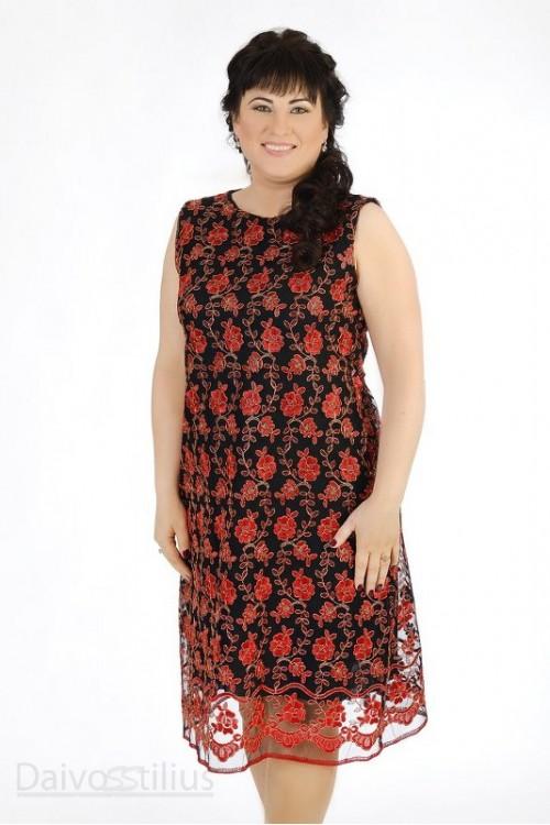 Suknelė ruduo3