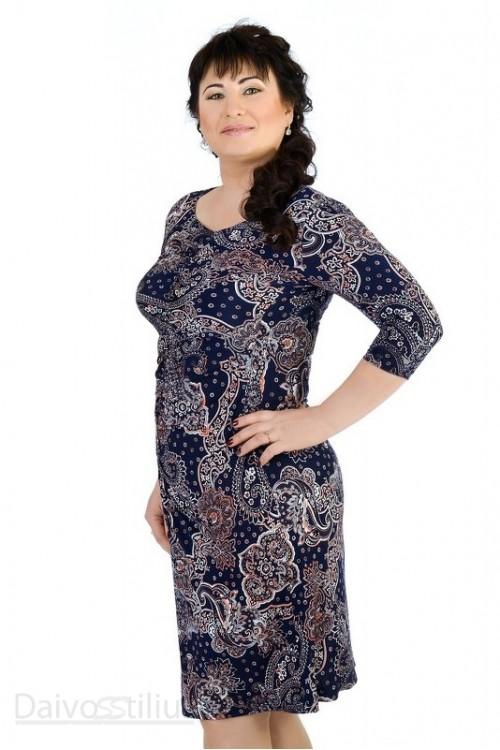 Suknelė ruduo1