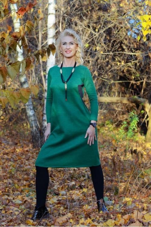 Suknelė žiema 10