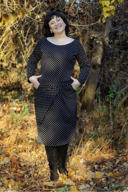 Suknelė žiema 18